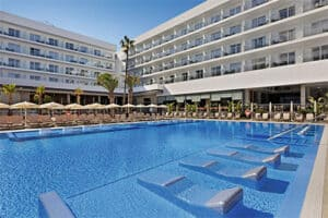 RIU Playa Park hotel - Nieuw hotel op Mallorca