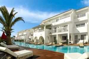 Swim up kamer Ushaia Ibiza Beach Hotel