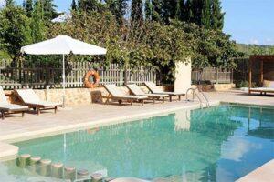 Xarc Agroturismo Ibiza - Zwembad