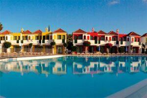 Bungalows Vistaflor - Vakantiepark Gran Canaria Zwembad