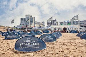 Carlton Beach Hotel Scheveningen - Hotel met familiekamers aan zee