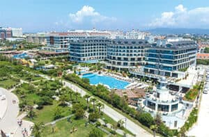 Commodore Elite Suites Spa - Adults only hotel Turkije
