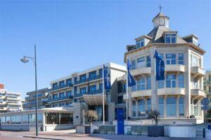 Golden Tulip Noordwijk Beach - Hotel met familiekamers aan zee