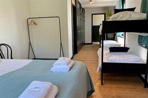 Het Eilandhotel - Familiekamer op Texel