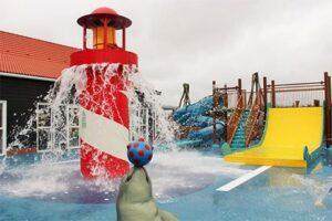 Hotel de Zeeuwse Kust - Hotel met familiekamers aan de kust - buitenzwembad