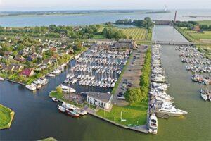 Hotel Iselmar - Hotel aan het water in Friesland