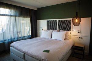 Hotel Paal 8 aan Zee - Familiekamers op Terschelling