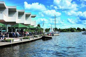 Hotel Princenhof - Hotel aan het water in Friesland