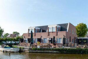 Hotel Watersport Heeg - Hotel Friesland aan het water