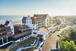 Hotel de Blanke Top in Cadzand-bad - Luxe hotel aan zee in Zeeland