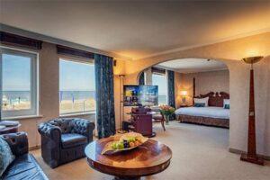 Hotels van Oranje - Luxe hotel aan zee in Noordwijk - Suite