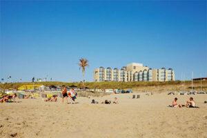 NH Zandvoort hotel - hotel met familiekamers aan zee