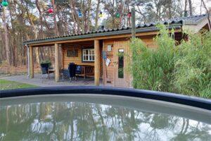 Natuurhuisje met hottub in Loosbroek - Brabant