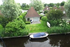Vakantiepark It Wiid - Vakantiehuis met sloep huren Friesland