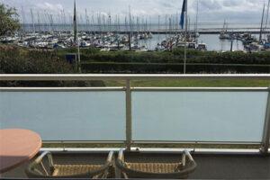 Westcord Hotel Schylge - Familiesuite met Uitzicht op Zee - Terschelling