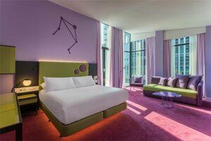 Boutique Hotel Rotterdam - Room Mate Bruno - Hotelkamer