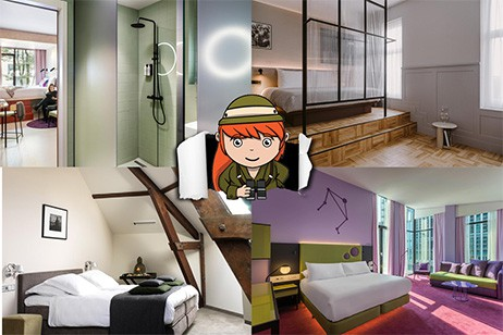 5x de mooiste boutique hotels in Rotterdam