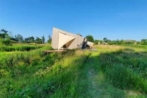 Ecolodge Duurzame Tiny House in Westergeest - Friesland