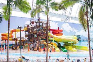 Tropical Islands - Vakantiepark met subtropisch zwembad Duitsland