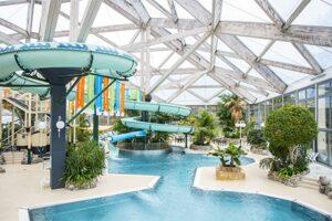 Vakantiepark Hambachtal - Vakantiepark met subtropisch zwembad Duitsland