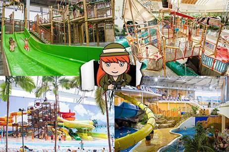 5x tips voor vakantieparken in Duitsland met subtropisch zwembad